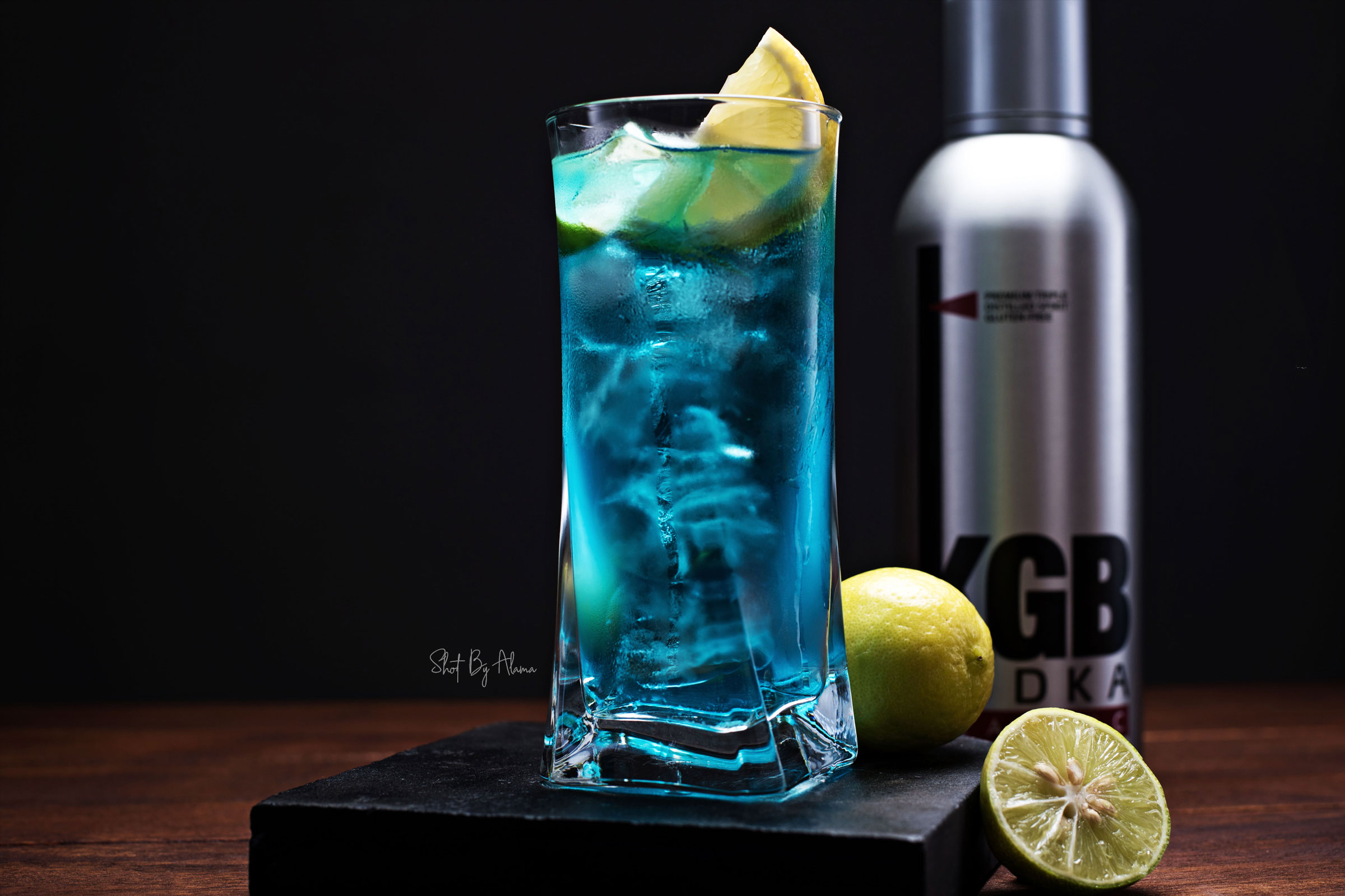 KGB Vodka- Kenyan Product and Food Photographers Kenyan Commercial Photography