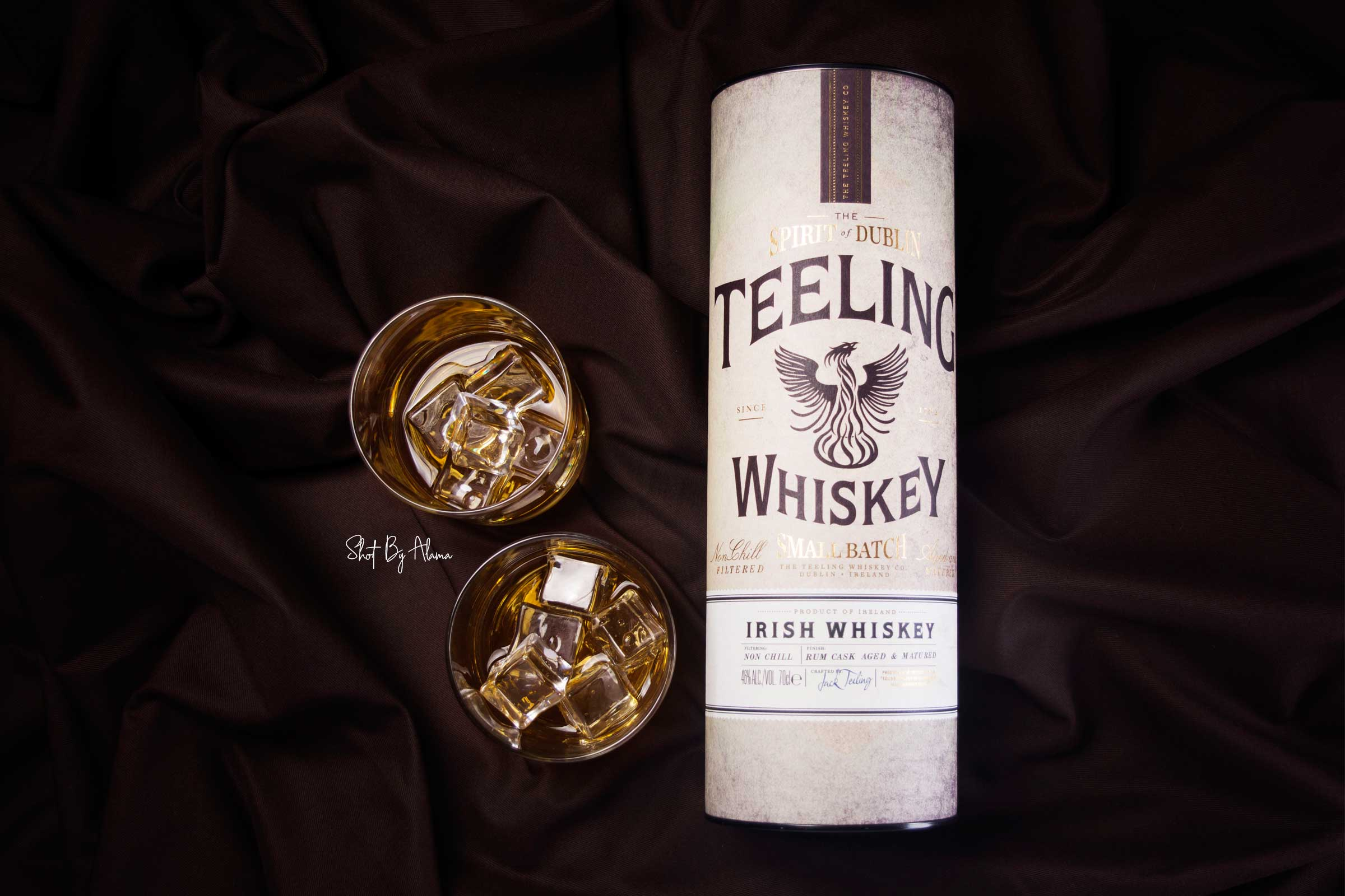 Teeling Whiskey- Kenyan Product and Food Photographers, Kenyan Commercial Photography