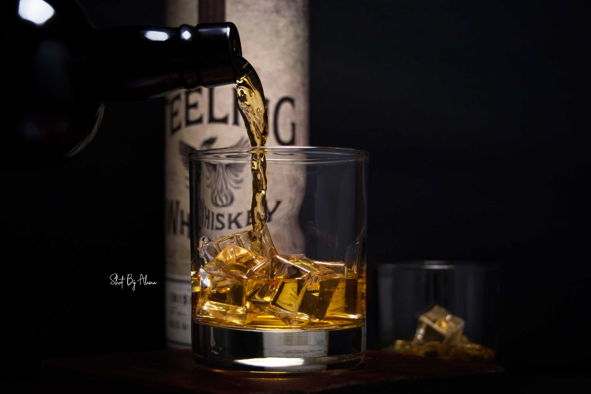 Teeling Whiskey - Kenyan Product and Food Photographers, Kenyan Commercial Photography