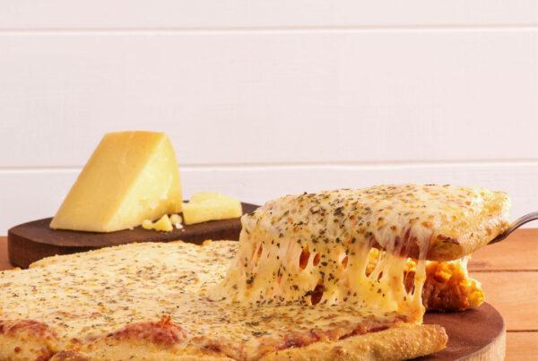 Pizza pull - Domino's Pizza
